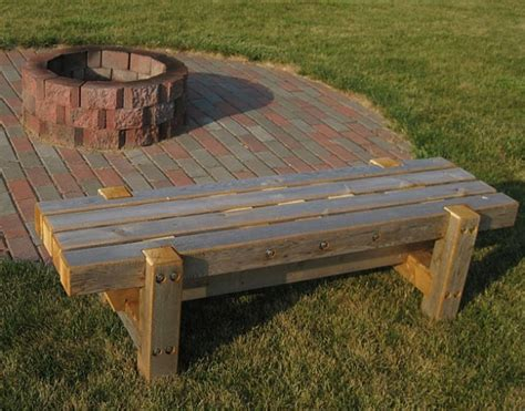 wooden fire pit bench image gallery outdoor fire pit benches
