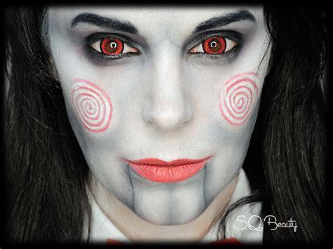 makeup tutorial jigsaw maquillaje jigsaw en saw silvia quir 243 s
