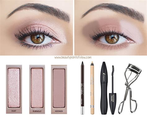 Eyeliner Mascara Naked3 3 make up looks 1abeautyshop