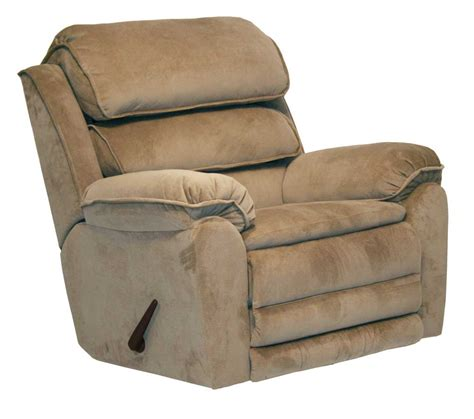 Recliner Footrest by Catnapper Vista Chaise Rocker Recliner With X Tra Comfort