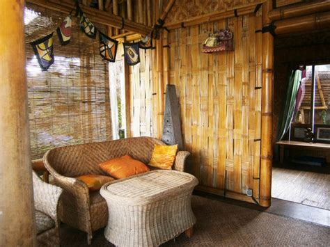 Bamboo In Interior Design by Bamboo House Design Ideas Eco Friendly Building Materials