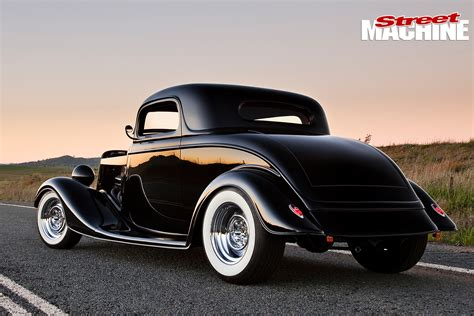 Machines Ford Coupe 454ci 1934 ford three window coupe machine