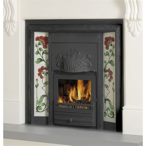 oxford cast iron tiled insert high efficiency