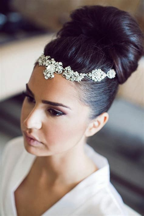 wedding hairstyle accessories 30 bridal hair jewelry ideas for a charming wedding
