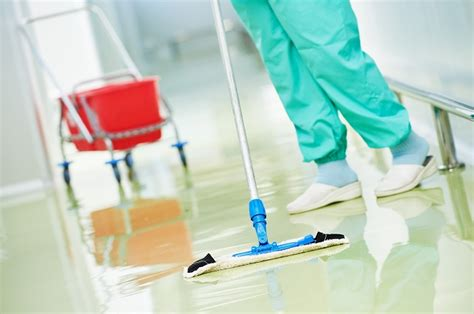 Disinfecting Hospital Floors - cleaning and disinfecting what does it