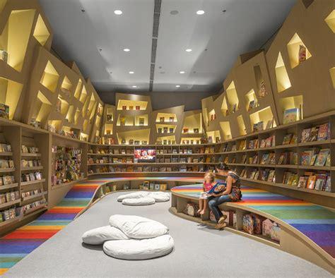 rainbow bibliotheque par arthur casas designs blog