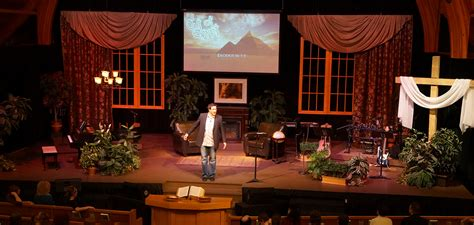 living room ministries room for living church stage design ideas