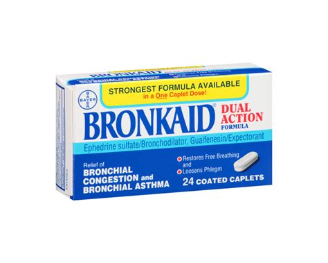 bronkaid tablets buy ephedrine sulfate
