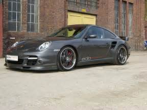 Porsche 911 Competitors Edo Competition Porsche 911 Turbo Shark 997 2007