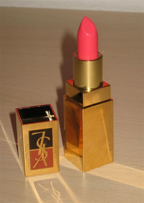 Lipstik Ysl No 52 yves laurent pur 52 in rosy coral reviews
