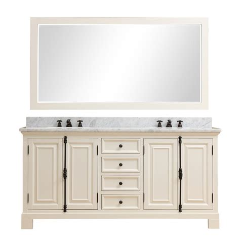 home depot design vanity design element moscony 60 in w x 22 in d double vanity