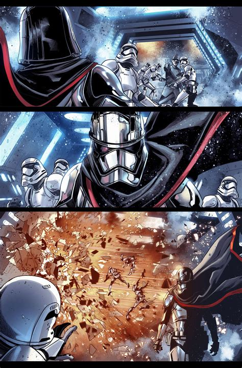 wars journey to wars the last jedi captain phasma look at captain phasma 1 for journey to wars