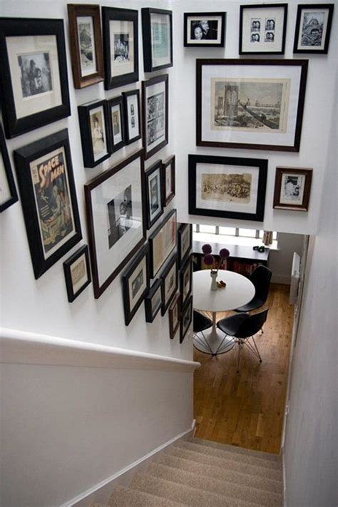 staircase wall decor ideas 40 must try stair wall decoration ideas