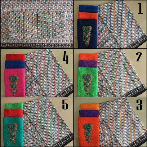 Batik Seno Dan Embos by Kain Batik Pekalongan Motif Seno Warna Kombinasi Embos