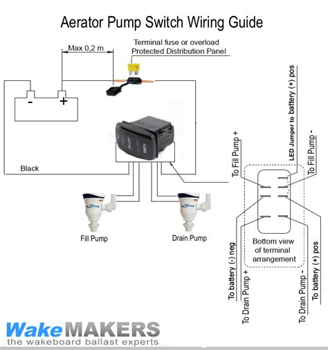 resources wiring aerator ballast switches