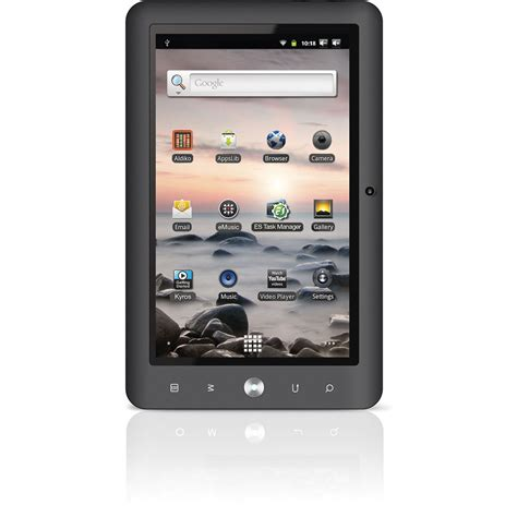 Tablet 4gb coby 4gb kyros mid1125 10 quot tablet mid1125 4g b h photo