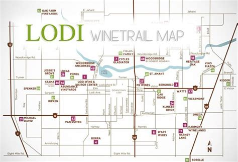 california map lodi 1000 images about wine trails on getting to