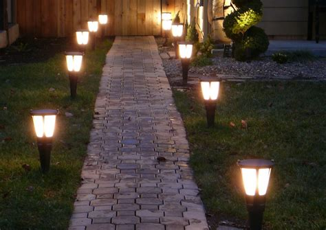 outside lighting guide and solar lighting ideas ec4u