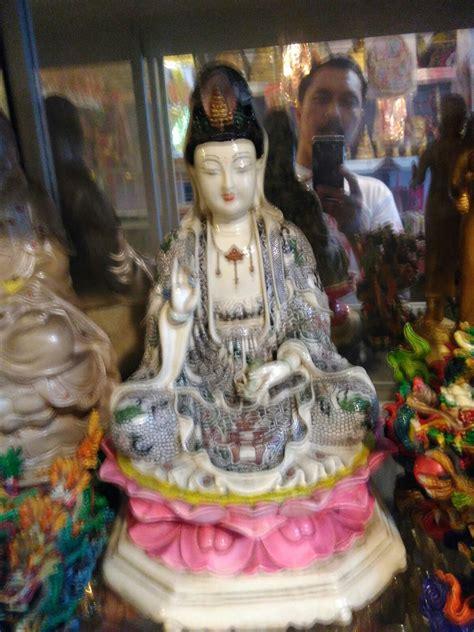 Pajangan Dewa Dewi jual patung dewi kwan im keramik 1 dhammamanggala