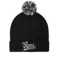 vans clubhouse pom beanie womens hat from pacsun