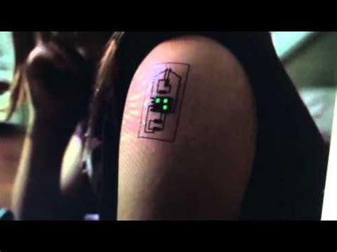 tech tattoos youtube of the beast quot tech tattoos quot biometric advancement 666