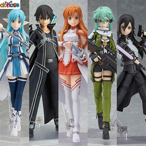 Figma Sao Asuna Kws 1 aliexpress buy anime sword figma kirito