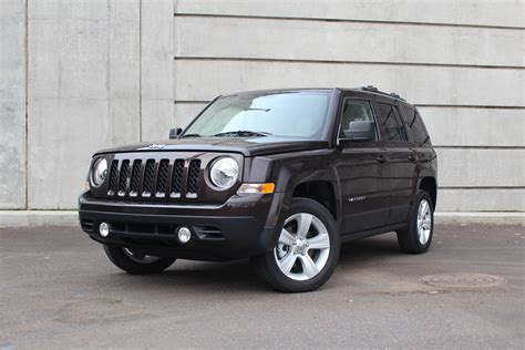 jeep van 2014 2014 jeep patriot latitude does it drive better without