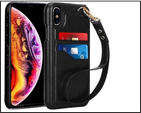 best luxury iphone xs max cases in leather top picks of 2019