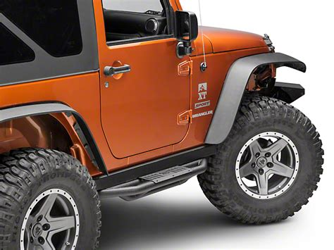Rugged Ridge Rrc Side Armor Guards by Rugged Ridge Wrangler Rrc Side Armor Guard Plates For