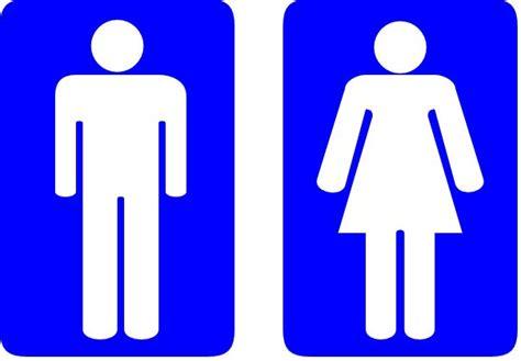 Dompet Cowok Cewek Pria Wanita Cowo Cewe Laki Kunci Mini Branded Impor 30 desain tanda toilet cewek dan cowok ini bikin melongo cek yuk