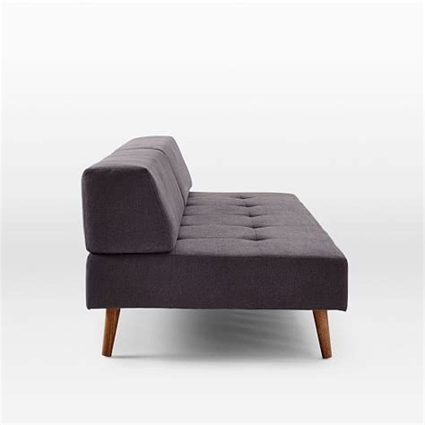 retro tillary sofa retro tillary 174 sofa 77 quot west elm