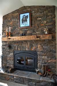 jh yoder timbers hewn beam fireplace mantel amish