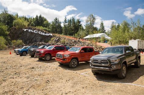 drive the 2016 toyota tacoma places evolution