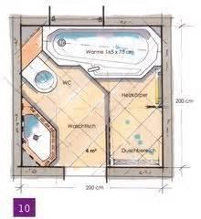 Kleines Bad Mit Dusche 4m2 by Die Besten 25 Badezimmer Grundriss Ideen Auf