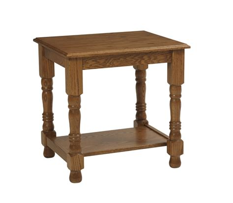 traditional accent tables traditional 390 end table ohio hardwood furniture