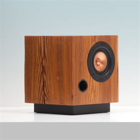 design milk speakers fern roby cube speakers design milk