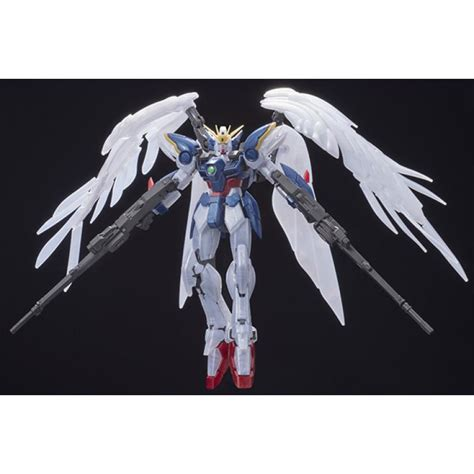 Wing Gundam Zero Ew Pearl Gloss Ver Real Grade Rg Bandai expo rg 1 144 wing gundam zero ew gloss edition bandai gundam models kits premium shop