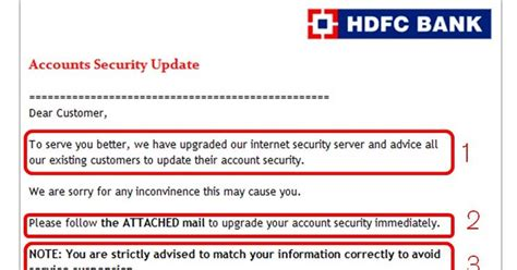 dsl bank email anand s hdfc bank customers beware of the