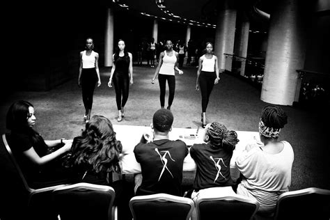 meets runway 2013 model turn out of