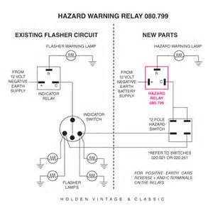 Car Hazard Lights Circuit Diagram Vw Flasher Relay Wiring Diagram Vw Volks Wagen Free
