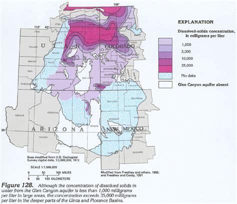 colorado aquifer map ha 730 c colorado plateaus aquifers dakota glen