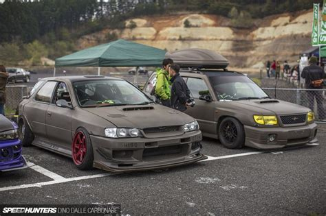 rally subaru wagon 272 best cars bagged stanced images on pinterest