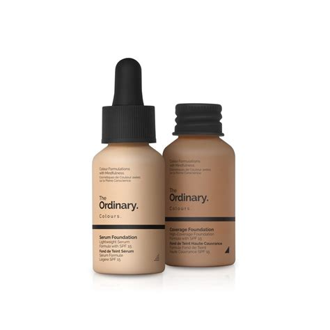 Sale The Ordinary Serum Foundation 30ml news benefit cosmetics cheek parade palette and