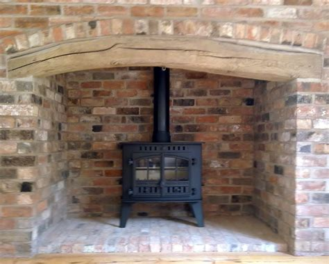 Fitting Multi Fuel Stove Existing Fireplace by Fitting Wood Multi Fuel Stoves Real Heating