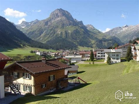 Lech Appartement by Appartement Te Huur In Lech Am Arlberg Iha 58698