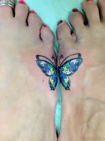 unique butterfly tattoos 48 unique butterfly tattoos on foot