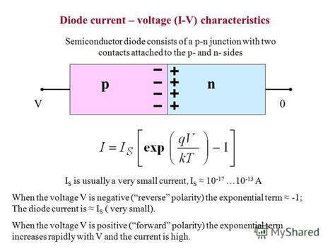 vi characteristics of pn junction diode diode effect on current 28 images vi characteristic of a diode engineering tutorial