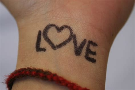 Cool Things To Draw On Ur Arm by Draw A On Your Wrist Change The World Etched In Tin