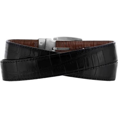 Belt Croco reversible croco belt belts