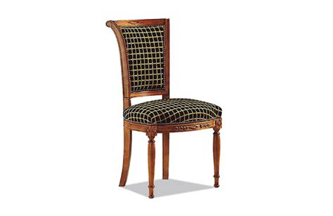 chaise directoire chaise style directoire tissu meubles hummel